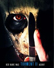 Her Name Was Torment II: Agony Blu-Ray