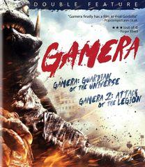 Gamera: Guardian Of The Universe / Gamera 2: Attack Of The Legion Blu-Ray