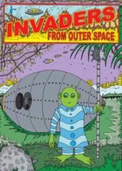 Invaders From Outer Space (3-Disc) DVD (Region Free)