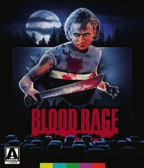 Blood Rage Blu-Ray/DVD (Standard Edition)