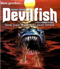 Devilfish Blu-Ray