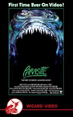 Parasite (Limited Edition) VHS