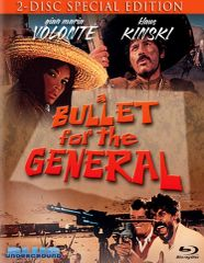 Bullet For The General (2-Disc Special Edition) Blu-Ray