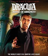 Dracula: Prince Of Darkness (Collector's Edition) Blu-Ray