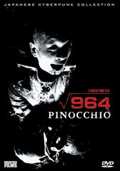 Pinocchio 964 DVD