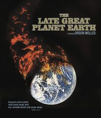 Late Great Planet Earth Blu-Ray