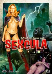 Sexcula DVD