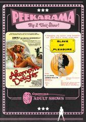 Afternoon Delights / Slave Of Pleasure DVD