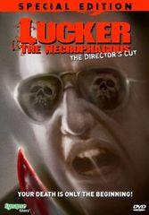 Lucker The Necrophagous DVD