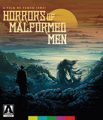 Horrors Of Malformed Men Blu-Ray