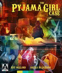 Pyjama Girl Case Blu-Ray