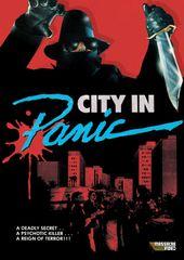 City In Panic DVD
