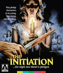 Initiation Blu-Ray