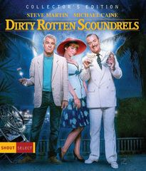 Dirty Rotten Scoundrels (Collector's Edition) Blu-Ray