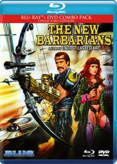 New Barbarians Blu-Ray/DVD