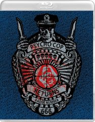 Psycho Cop Returns Blu-Ray/DVD