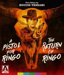 Pistol For Ringo / The Return Of Ringo Blu-Ray
