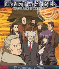 Ghost In The Shell: Stand Alone Complex: The Laughing Man Blu-Ray