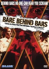 Bare Behind Bars DVD