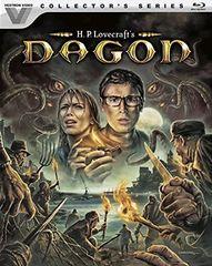 Dagon Blu-Ray