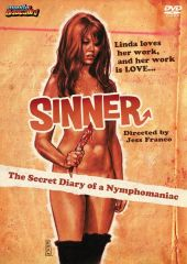 Sinner: The Secret Diary Of A Nymphomaniac DVD