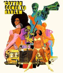 Cotton Comes To Harlem Blu-Ray