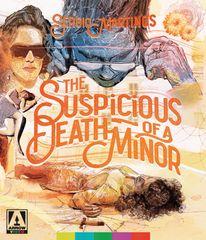 Suspicious Death Of A Minor Blu-Ray/DVD