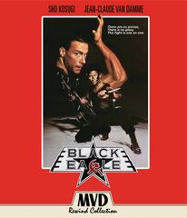 Black Eagle Blu-Ray/DVD