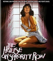 House On Sorority Row Blu-Ray