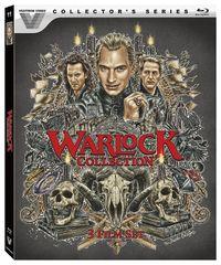 Warlock Collection Blu-Ray