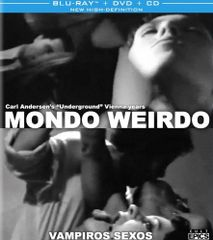 Mondo Weirdo / Vampiros Sexos Blu-Ray/DVD/CD