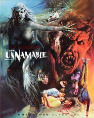 Unnamable Blu-Ray