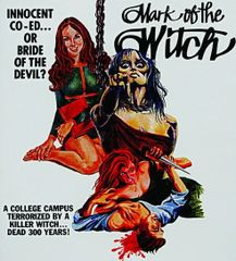 Mark Of The Witch Blu-Ray