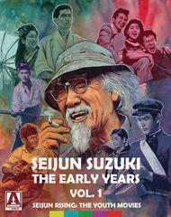 Seijun Suzuki: The Early Years Volume 1 Blu-Ray/DVD