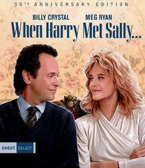 When Harry Met Sally (30th Anniversary Edition) Blu-Ray
