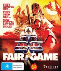 Fair Game Blu-Ray (Region Free)