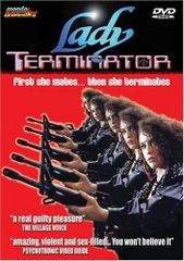 Lady Terminator DVD