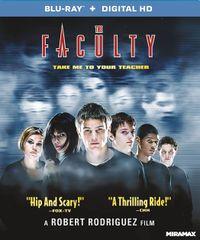 Faculty Blu-Ray
