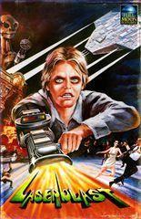 Laserblast VHS Retro Big Box Blu-Ray/DVD