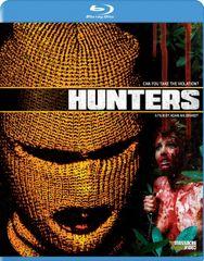 Hunters Blu-Ray/DVD