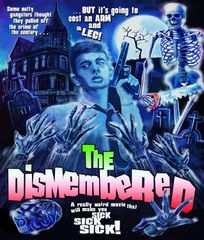 Dismembered Blu-Ray