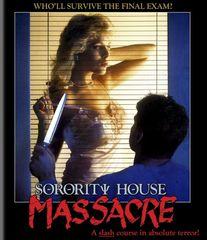 Sorority House Massacre Blu-Ray