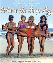 Where The Boys Are 84 (Limited Edition) Blu-Ray