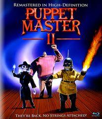Puppet Master II Blu-Ray
