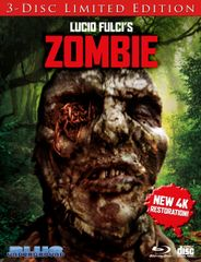 Zombie (3-Disc Limited Edition) Blu-Ray/CD (Cover C: Worms)