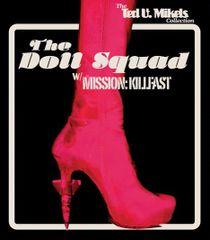 Doll Squad / Mission: Killfast Blu-Ray