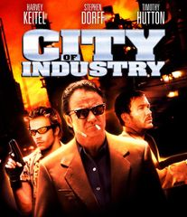 City Of Industry Blu-Ray