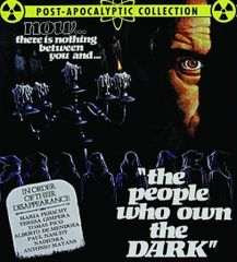 People Who Own The Dark Blu-Ray