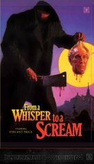 From A Whisper To A Scream VHS