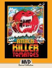 Attack Of The Killer Tomatoes Blu-Ray/DVD